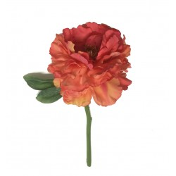 Flor de Peonia artificial
