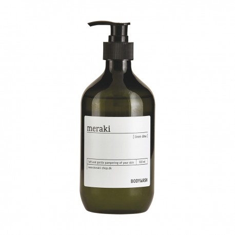 Body Wash Gel de Ducha Linen Dew, Meraki