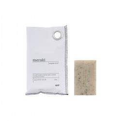 Jabón de manos en Pastilla Sesame Scrub 100 g.