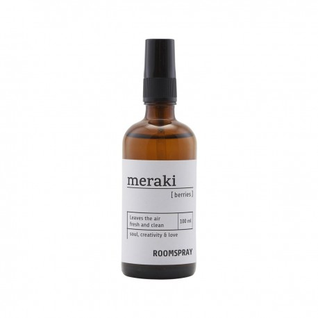 Room Spray, Berries de MERAKI