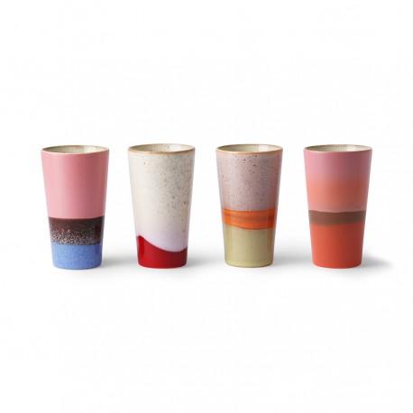 Vaso alto cerámica 70