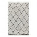 Alfombra de rombos, algodón (120x180) HKLiving